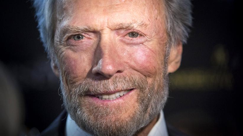 """Clint Eastwood: """"Ich hörenie auf"""""""