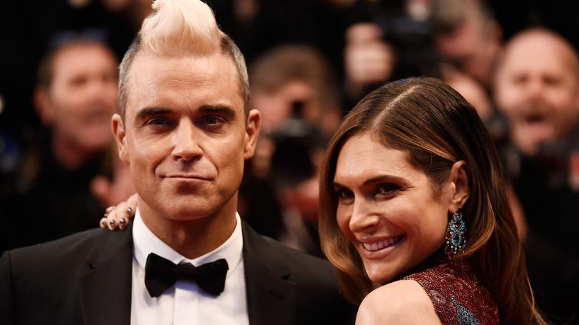 Robbie Williams: Wodka gegen den Jo-Jo-Effekt