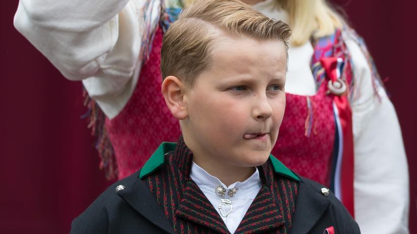 Gesellschaftskritik: Prinz Peace