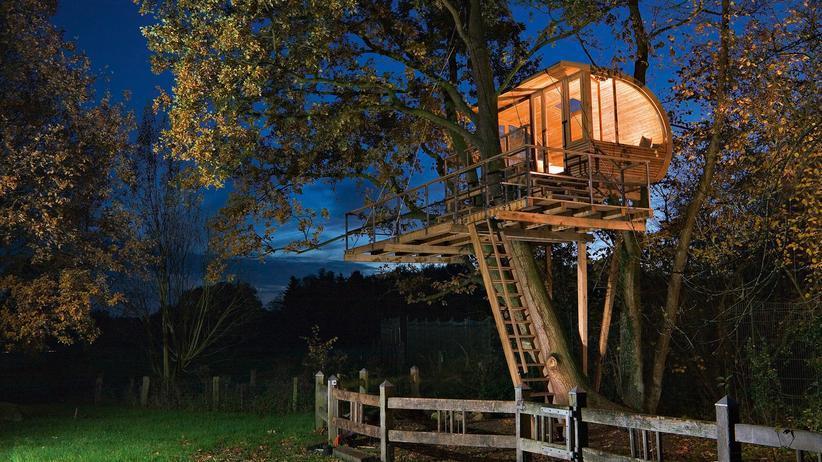 Baumhäuser, Tree Houses, Taschen