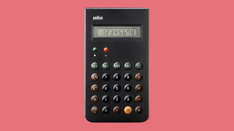 Taschenrechner: Zu schön zum Rechnen