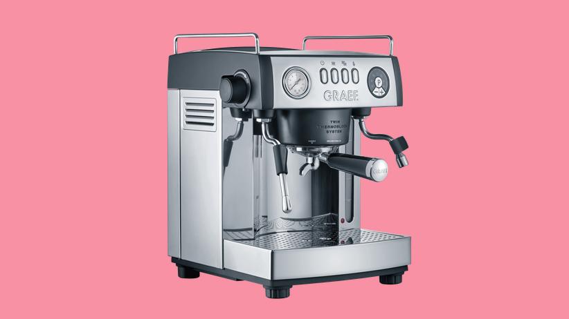 Espressomaschine: Leider zu laut