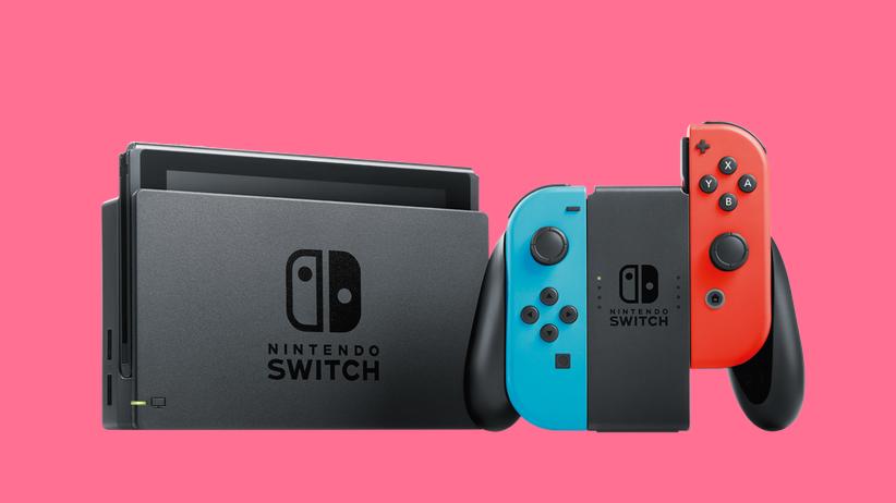 Nintendo Switch: Geteilte Leidenschaft