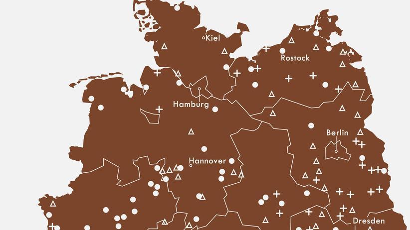 Sehenswürdigkeiten: Der deutsche Schilderwald