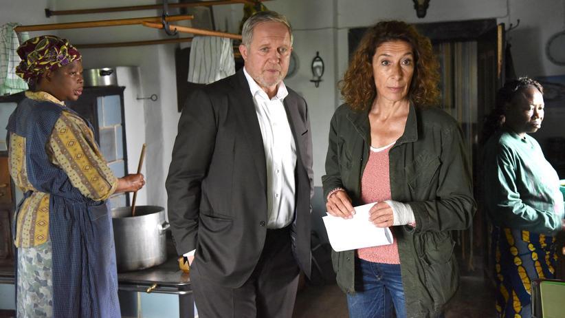 """""""Tatort"""" Wien: Wer ist hier infiziert?"""