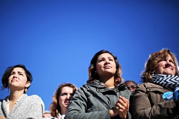Wahlrecht USA Frauen