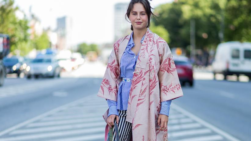 Kimono: Seide für Salonlöwinnen