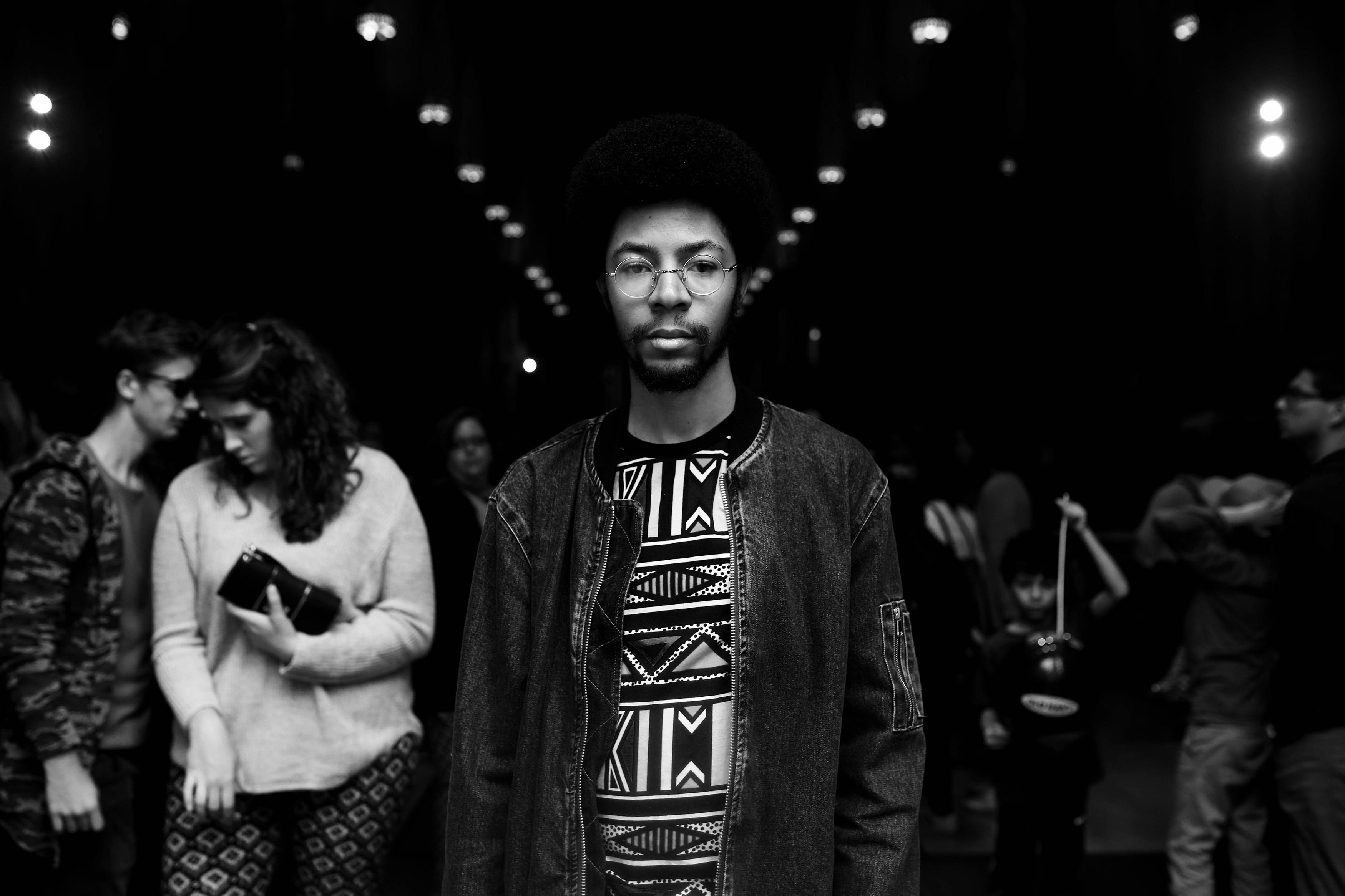 Ein Jahr Donald Trump: Kimani Toussaint