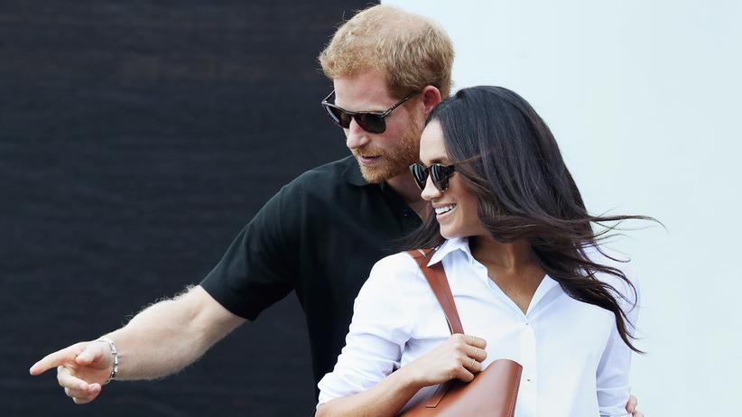 Prinz Harry und Meghan Markle: Seine Durchlaucht ändert den Beziehungsstatus