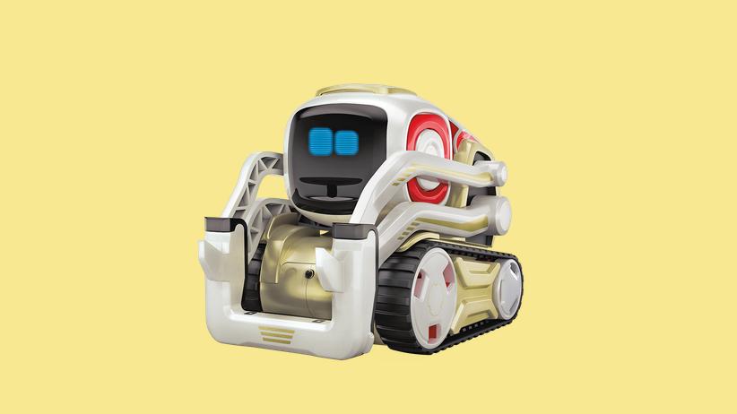 Roboter: Baggern, hochstapeln, schubsen
