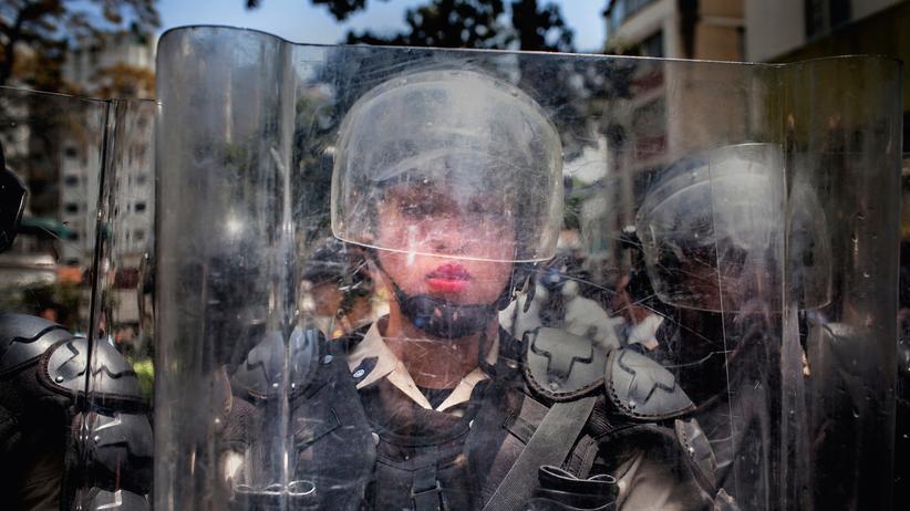 Staatskrise in Venezuela: Im gebrochenen Herzen des Landes