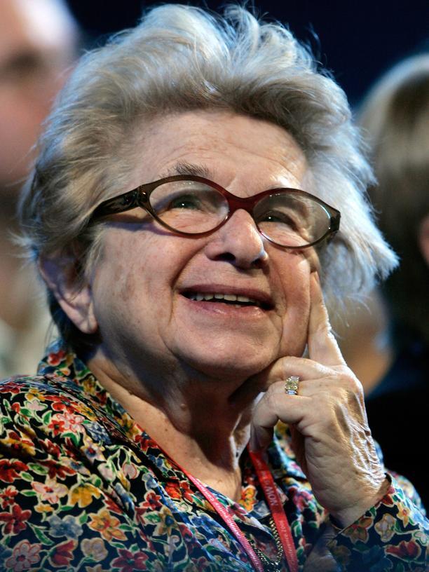 Das war meine Rettung: Sexualtherapeutin Ruth Westheimer (Archivbild)