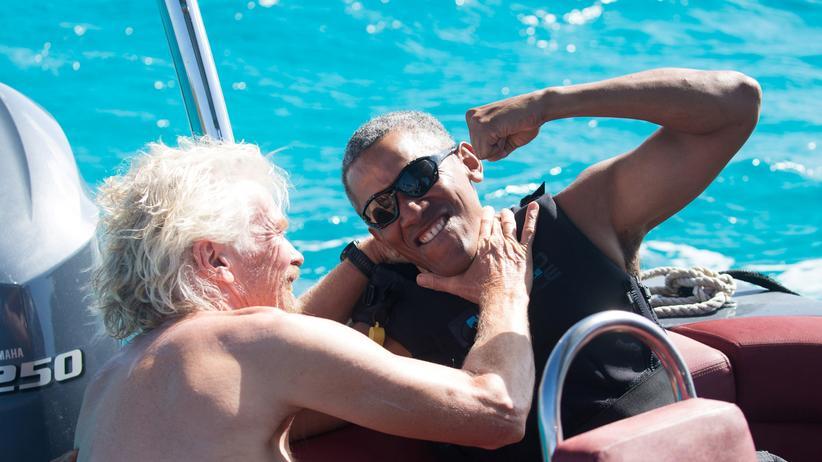 Barack Obama: Aufgetaucht zum Abtauchen