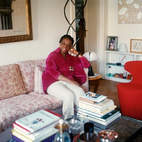 """Marva Griffin Wilshire: """"Alle wollen Stühle machen"""""""