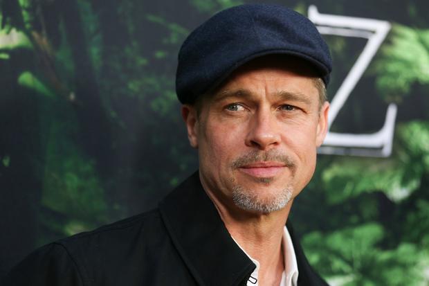 """Gesellschaftskritik: Brad Pitt bei der Premiere von """"The Lost City of Z"""""""