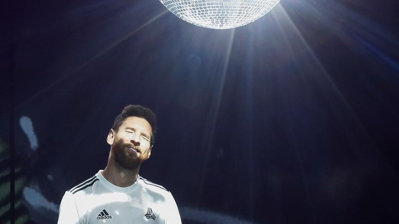 Lionel Messi: Die Spaßankündigung des Jahres 2019