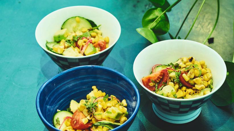 Maissalat: Rettet den Mais