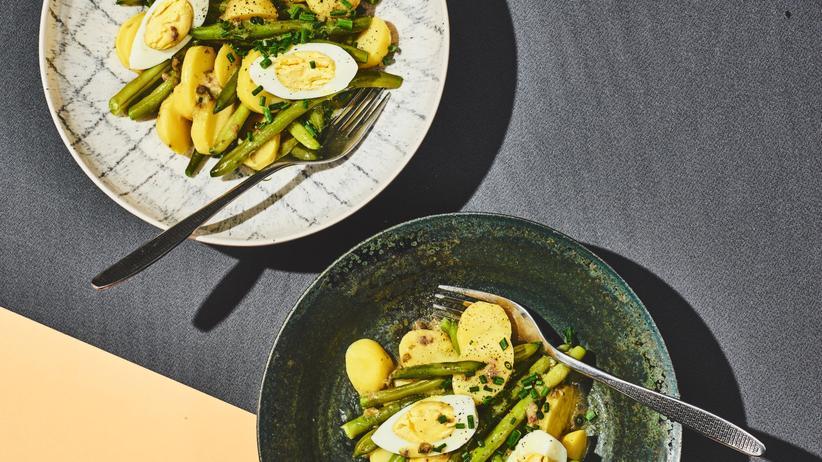 Kartoffelsalat: Alle lieben Linda