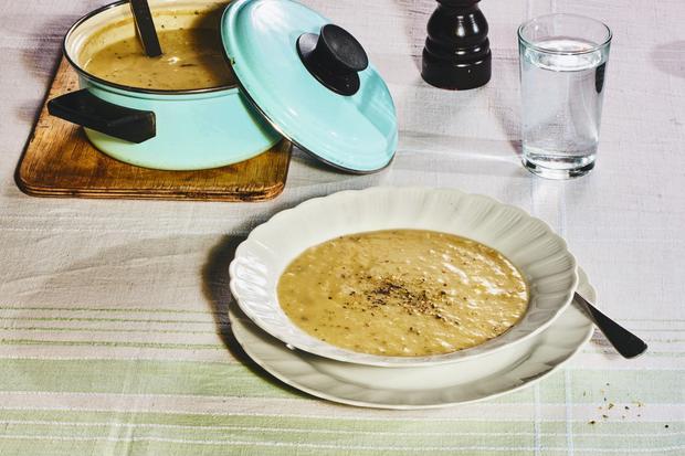 Kartoffelsuppe: Suppe nach Kanzlerin-Art