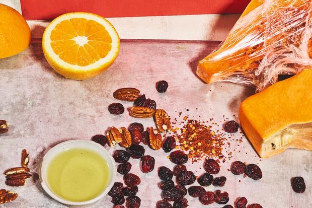 Wochenmarkt: Cranberry-Nuss-Pesto
