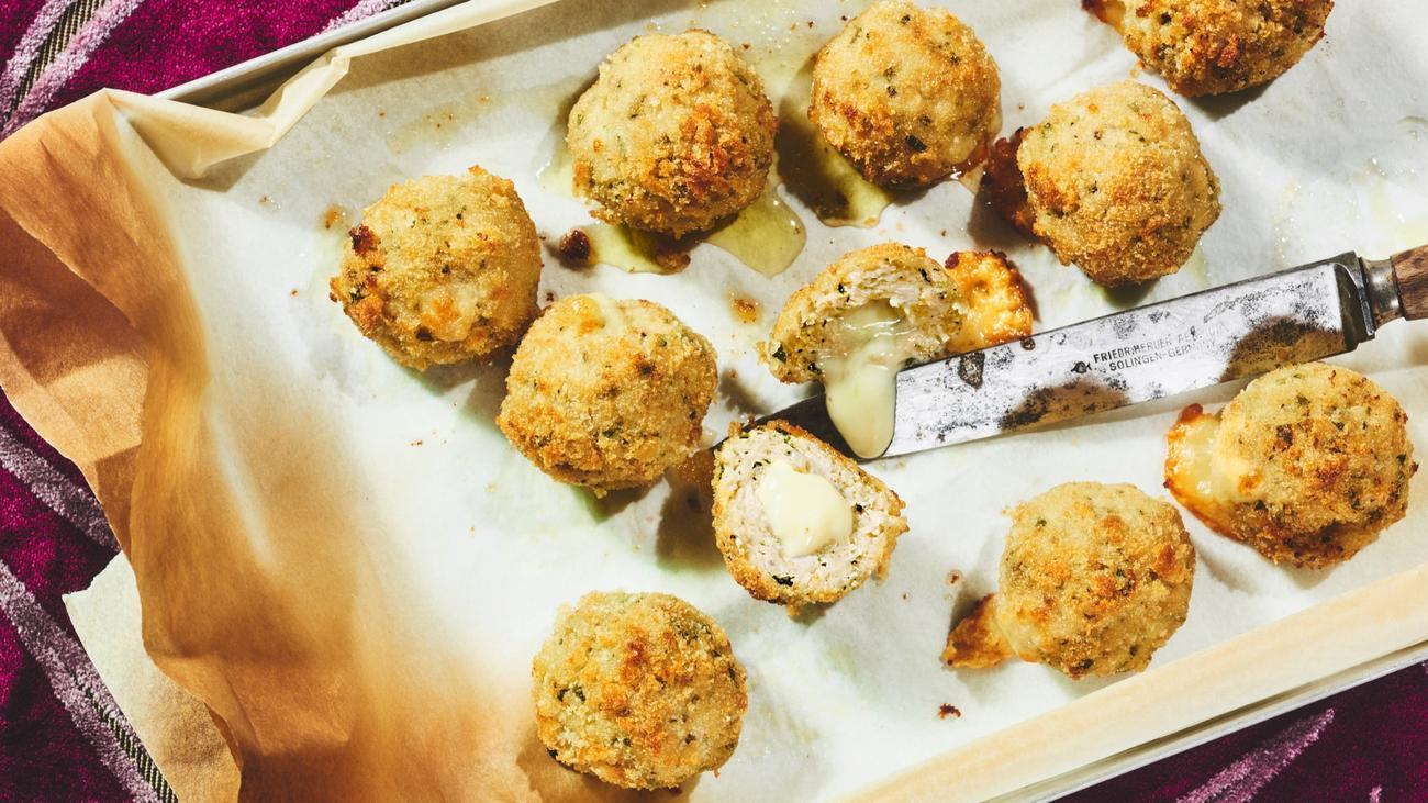 Wochenmarkt: Kopf Ausschalten, Fleischbällchen Essen!