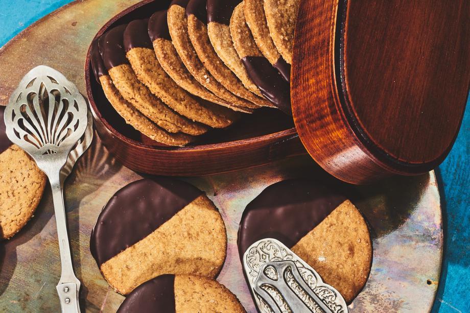 Weihnachtsplätzchen Vom Blech.Wochenmarkt Kekse Zum Verschenken Zeitmagazin