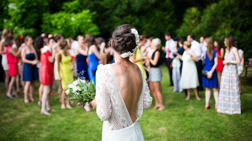 Hochzeit: Behaltet eure Namen