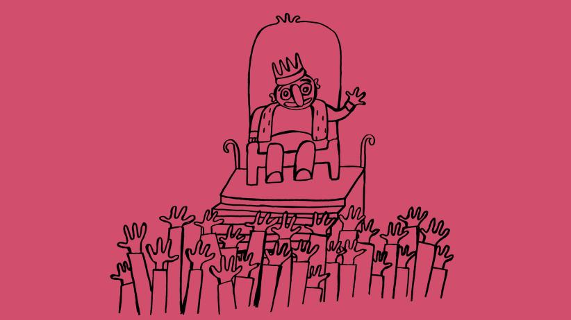 Harald Martenstein: Audienz beim König