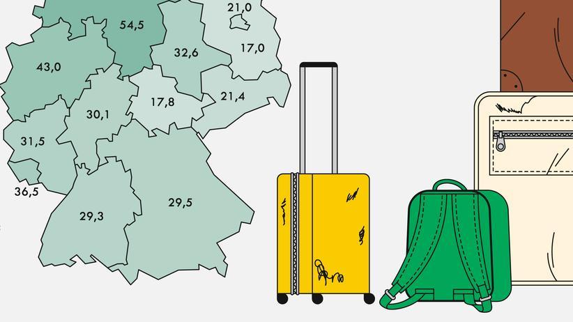 Deutschland: Wenn der Schlüssel nicht passt