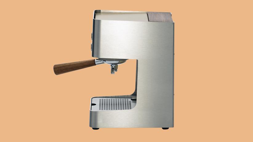 Espressomaschine: Nur mit Bohnendiplom