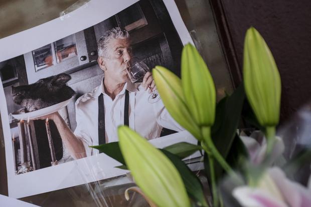 Berühmt wurde Anthony Bourdain für seine Insiderberichte aus der amerikanischen Restaurantszene.