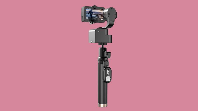 Action-Handkamera: Völlig aufgelöst