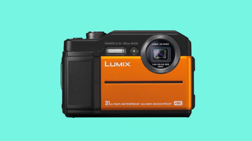 Digitalkamera: Damit kann jedes Kind knipsen