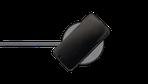 Wireless Charger: Mirko Borsche versucht, sein Handy ohne Kabel aufzuladen