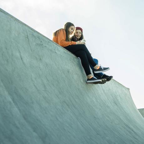 Pubertät: Die entrückte Jugend