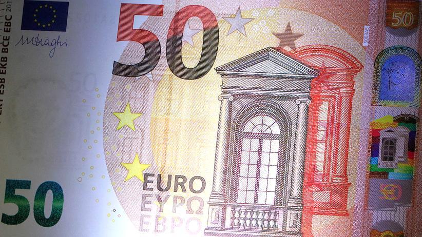 50-Euro-Schein: Der Scheinriese