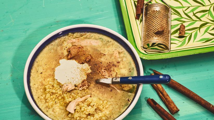 Hühnersuppe: Eine Suppe gegen den Nahostkonflikt