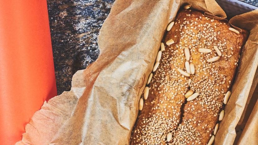 Karottenkuchen: Nur für Erwachsene