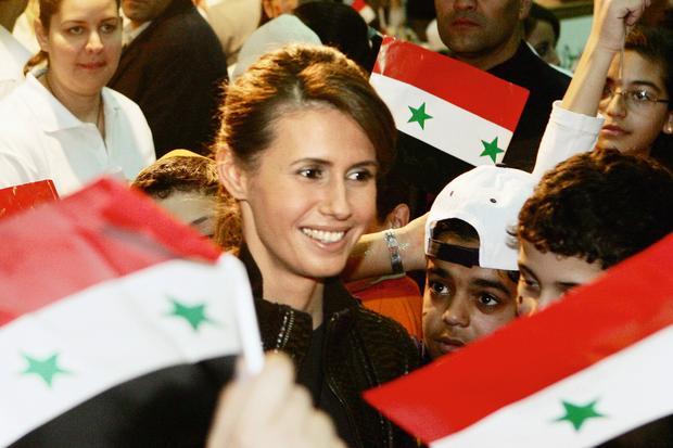 Asma al-Assad: Ein Leben für den Diktator