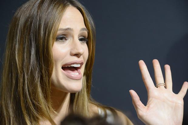 Jennifer Garner: Über nicht verstecktes Scheitern