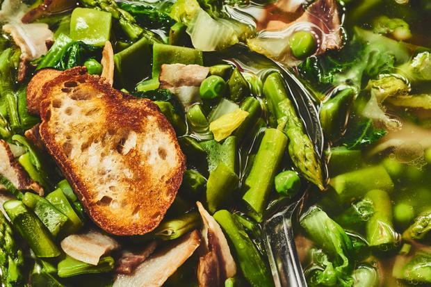 Frühlingseintopf: Eintopf für Kochneurotiker - Wochenmarkt