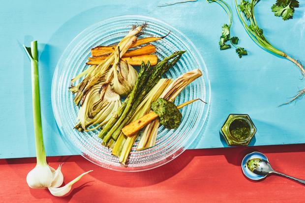 Ofengemüse: Heiße Zeiten für Gemüse