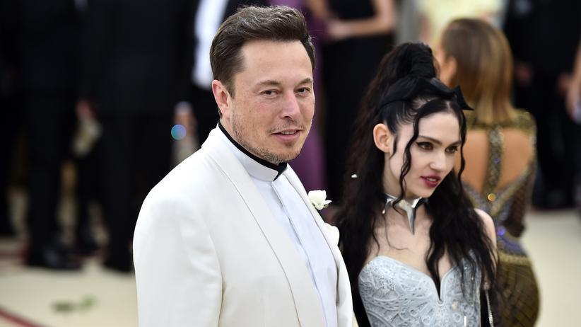 Grimes und Elon Musk: Was will die denn mit dem?