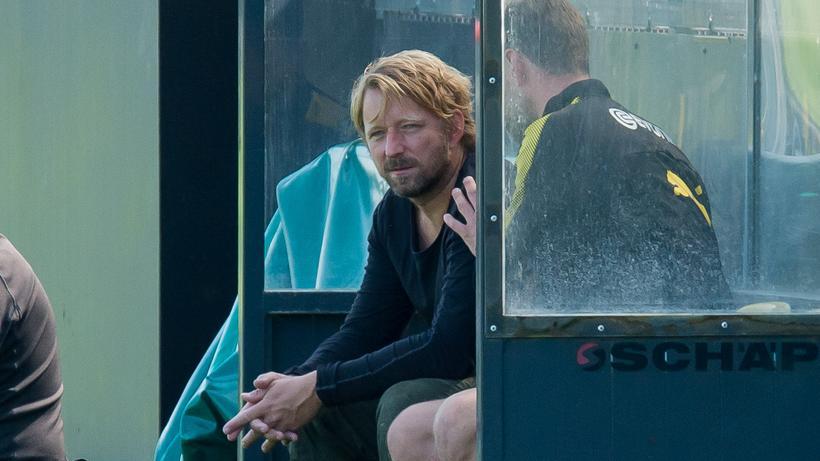 Fußballtalente: Sven Mislintat ist in Kamen aufgewachsen und studierte Sportwissenschaften in Bochum.