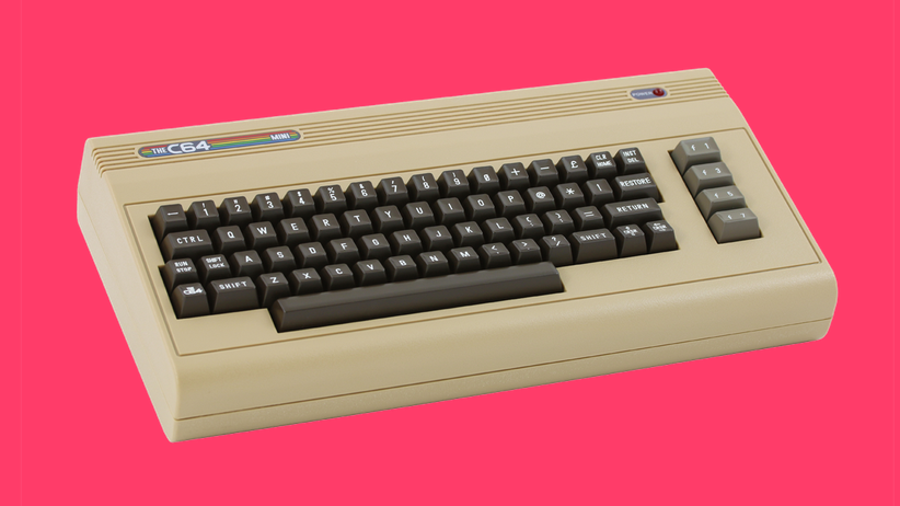 The C64 Mini: Kein Flop ohne Floppy
