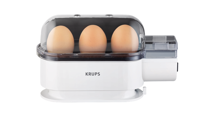 Eierkocher: Mirko Borsche kocht perfekte weiche Eier