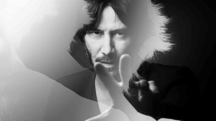 Keanu Reeves: Der Schweigsame