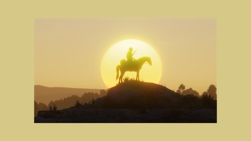 """""""Red Dead Redemption 2"""": Mein Sofa in den Rocky Mountains"""
