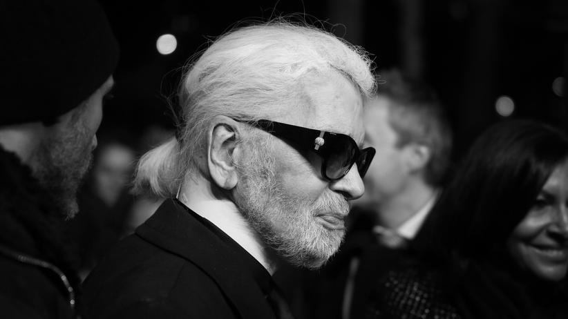 Modedesigner: Karl Lagerfeld ist tot