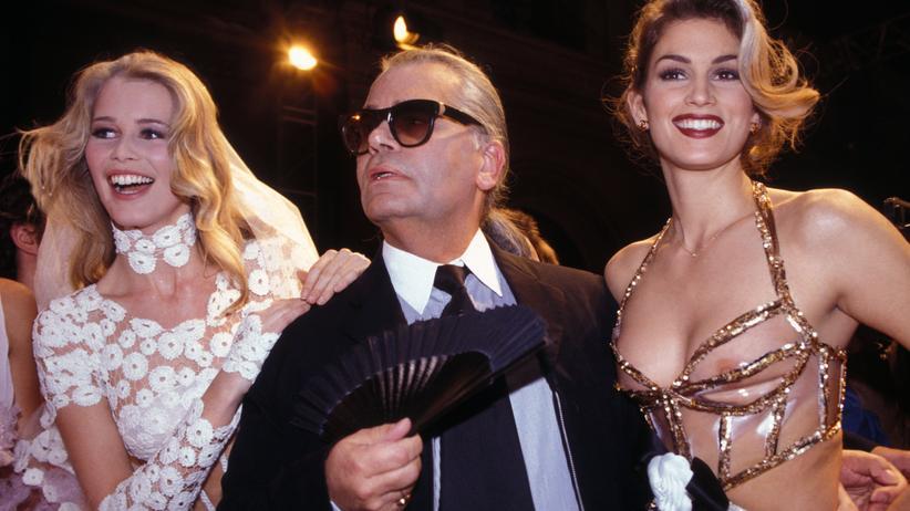 Karl Lagerfeld: Der letzte Superstar der Mode